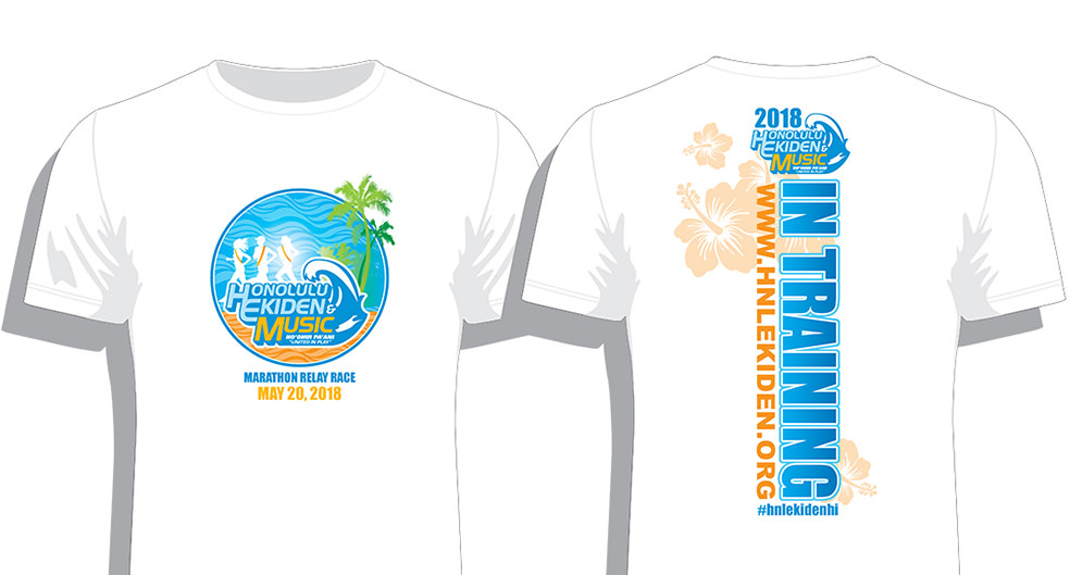 Honolulu Ekiden and Music 2018